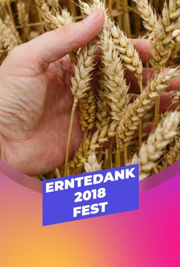 Erntedankfest 2018